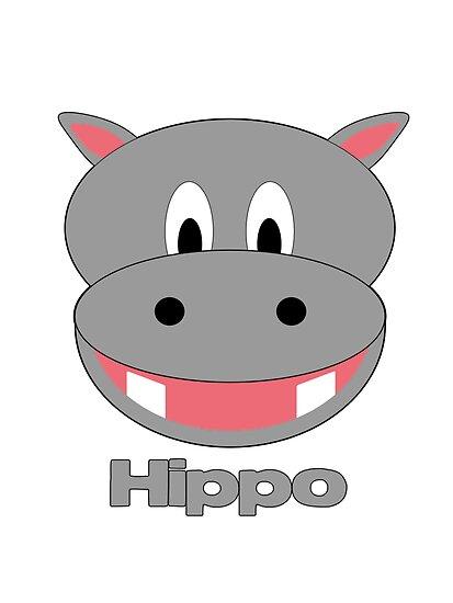 Hippo by Almeister5000