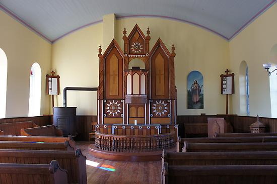 Inside St Olaf by TxGimGim