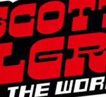 Scott Pilgrix Sticker