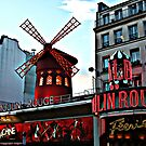 Le Moulin Rouge by hjaynefoster