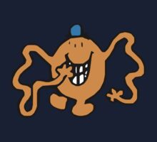 Mr Men - Mr Tickle by gemzi-ox