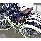 """Bike Rentals""  by Sandra Russell"