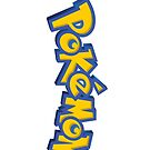 Pokemon logo by schembri211