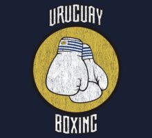 Uruguay Boxing by CreativoDesign