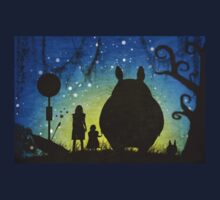Small Spirits (Totoro) Kids Clothes