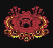 Mr. Robot Mk3 by Krakenstein