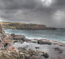 Bombo Headlands by ©Josephine Caruana