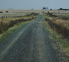 The road to nowhere by Bassplayer