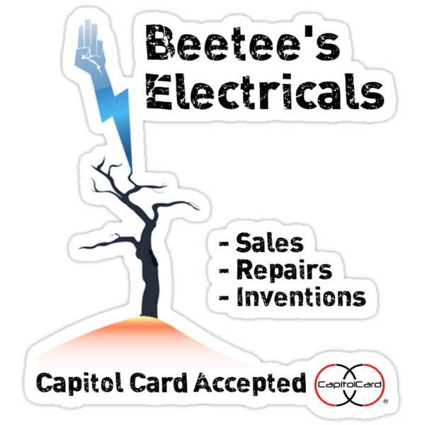 Beetee's Electricals - 2 by amanoxford