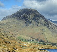 Yewbarrow, Lake District by VoluntaryRanger