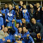Gornal Athletic - Cup Winners 2012 by Garry Griffiths