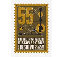 Starship 55 - poststamp - DicoveryOne  Photographic Print