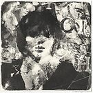 Anna mono print by djones