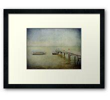 Summer Dawn Framed Print