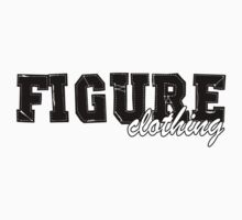 Figure Clothing Large Logo [OFFICIAL] by FigureClothing