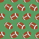 Football Lover Case by JessDesigns