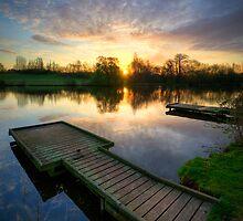 Jetty Sunrise 3.0 by Yhun Suarez