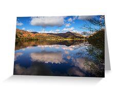 Grasmere Cumbria Greeting Card