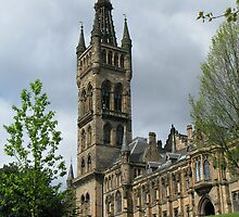 Glasgow Uni by IslandImages