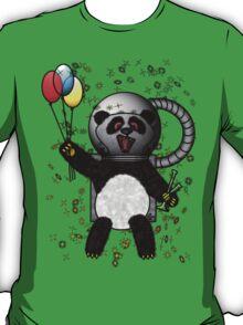 Pascal the Pot Smoking Space Panda T-Shirt