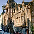 Canongate Tolbooth by Christine Smith