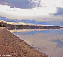Tranquility in Minnesota by Erika Price
