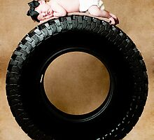 Daddy's Lil Mechanic by ©Marcelle Raphael / Southern Belle Studios
