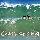 Surfs Up in Currarong by Dean Gale