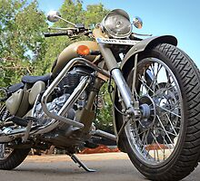 Royal Enfield by Barathi