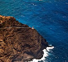 Makapu'u Lighthouse by Alex Preiss