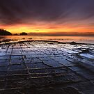&quot;Tessellated Pavement&quot;  Eaglehawk Neck, Tasmania - Australia by Jason Asher
