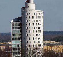 Snail Tower by Irina777