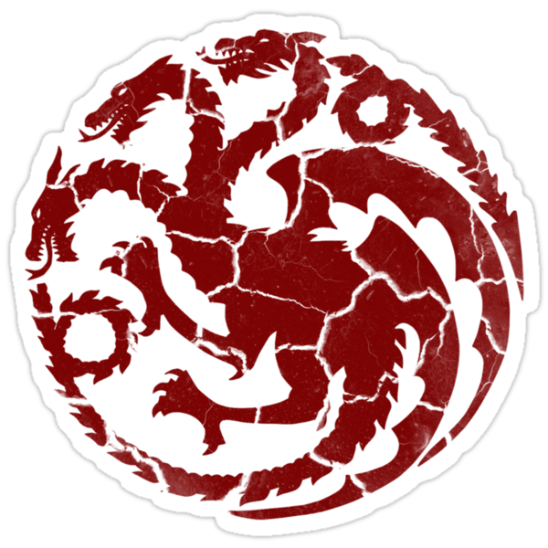 House Targaryen Worn by Greg Brooks