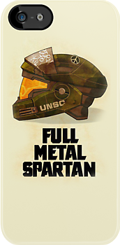 Halo: Full Metal Spartan by TDesign83