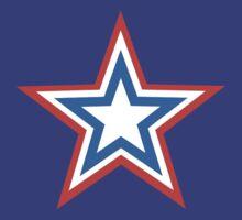 Steve Rogers Stars by trinityery