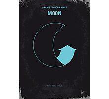 No053 My Moon 2009 minimal movie poster Photographic Print
