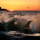 Edgwater State Park, Cleveland Ohio by iamwiley