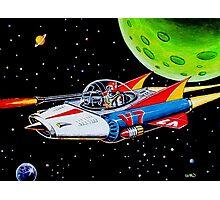 V-7 SPACE SHIP Photographic Print