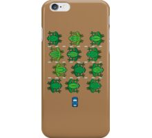 Revenge of the Frogs iPhone Case/Skin