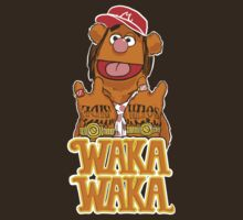 waka waka flame by TeeKetch