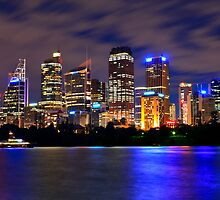 Sydney's Feeling Blue by Sharon Kavanagh