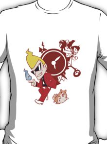 the ghost detective T-Shirt