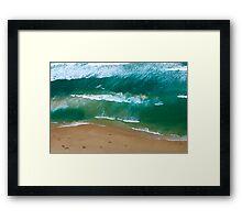 Call of the Ocean Framed Print