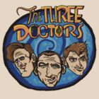 The Three Doctors! by DoctorJamesWF