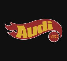 Audi hot wheels by Benjamin Whealing