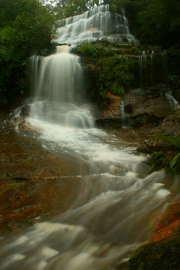 Cataract Falls by Michael Matthews