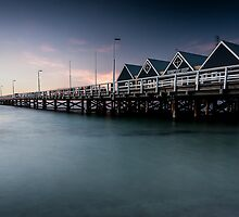 Busselton Jetty by Tony Curulli