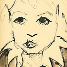 Little Girl (Inspired by Picasso) by VenusOak