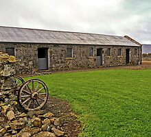 Highfield Historic Site - Stables by TonyCrehan