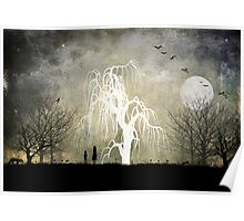One Moonlit Night Poster